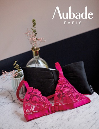 collection aubade-salon de la lingerie-salon de provence-sous vetements-lingerie femme